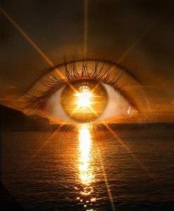 Eyes are windows